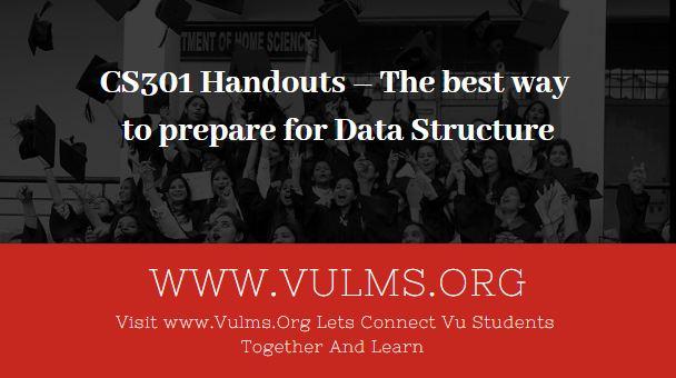 cs301 handouts