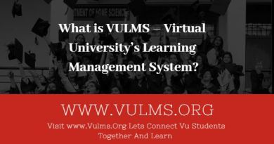 VULMS login