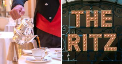 Tea at the Ritz soured by credit card scammers