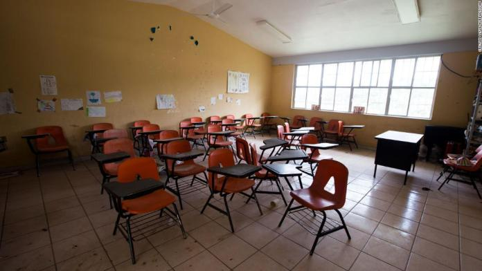 Mexico's solution to the Covid-19 educational crisis: Put school on television