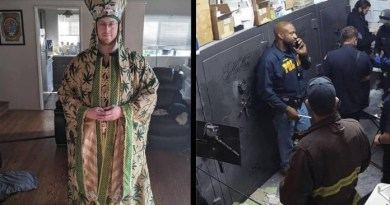 Police Seize $200,000 Cash And Hallucinogenic Mushrooms From California's Zide Door Church