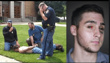 After Almost Beating Student To Death, Cops Demand Legal Immunity