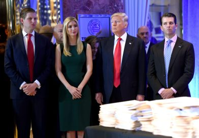 BREAKING: Trump Reportedly Will Not Pardon Himself or His Family