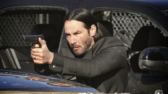 Trailer Watch: John Wick