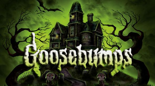Top 10 Goosebumps Book Covers Vulturehound Steelchair
