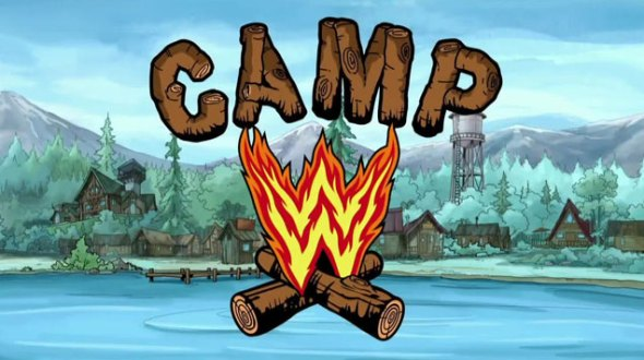 Won't Someone Please Think of the Children? – Camp WWE (TV Review)