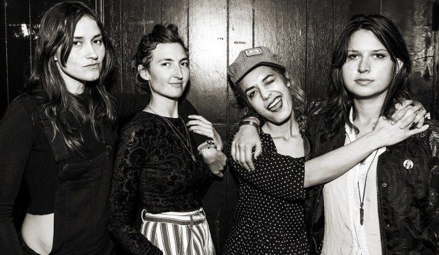 Warpaint - Portsmouth Wedgewood Rooms (Live Review