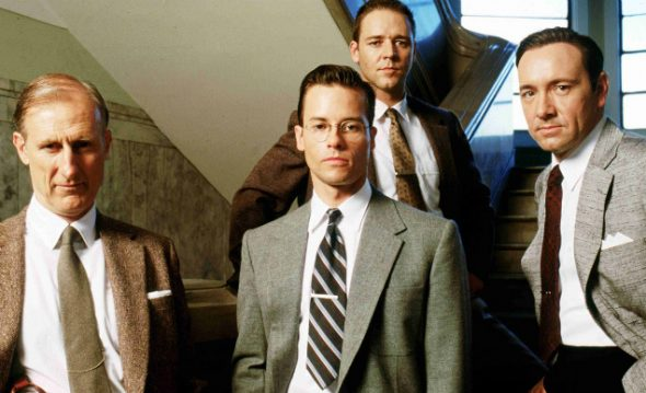 L.A. Confidential Cast