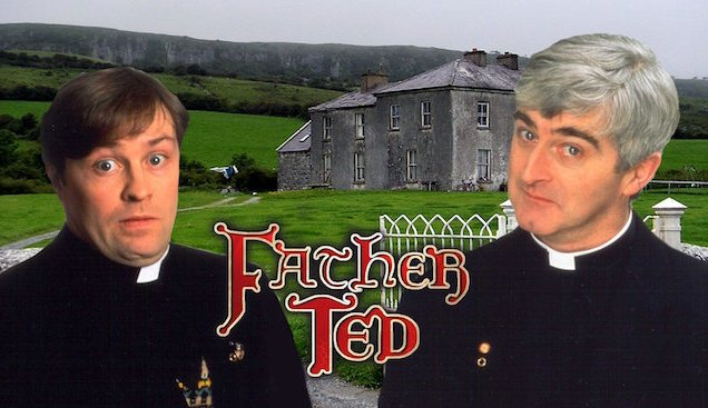 Image result for father ted