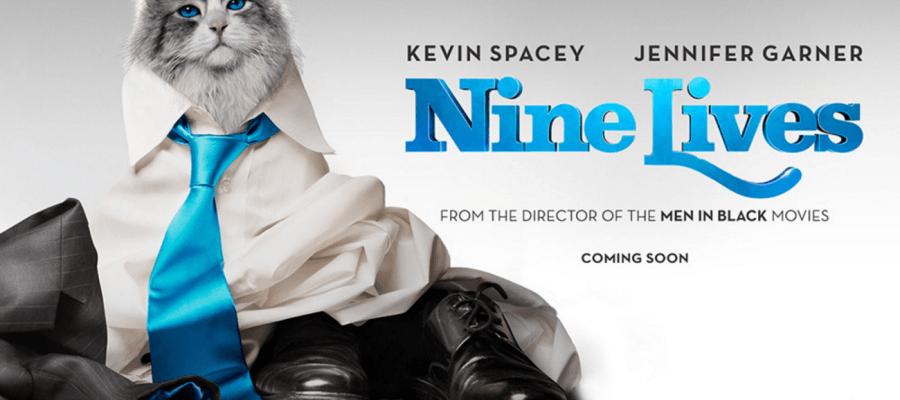 Nine Lives Film Review Kevin Spacey Walken