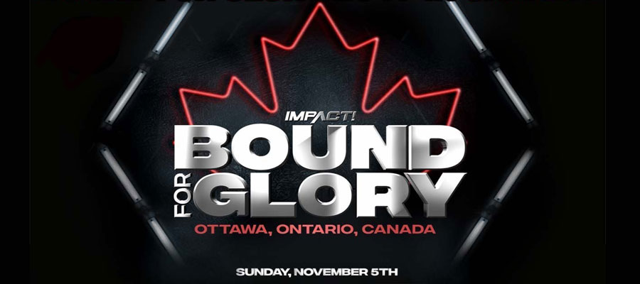 "12 Years of Glory: A Few Facts on IMPACT Wrestling ""Bound For Glory"""