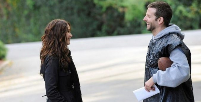 Lawrence and Cooper in Silver Linings Playbook
