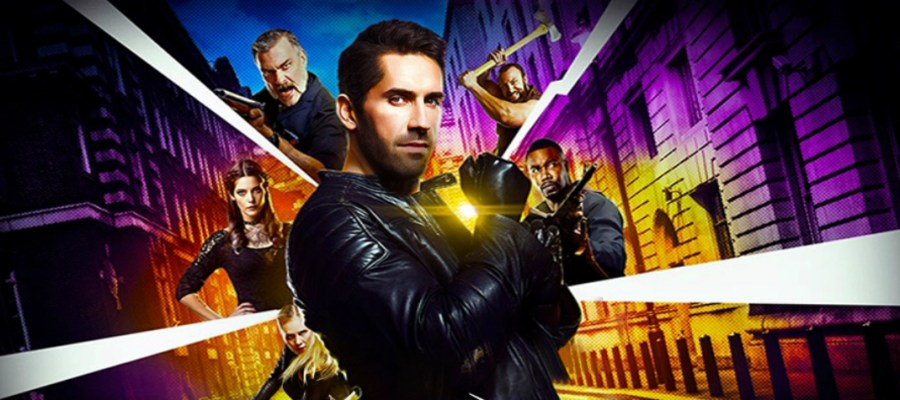 Got A Problem That Needs Fixing? - Accident Man (DVD Review