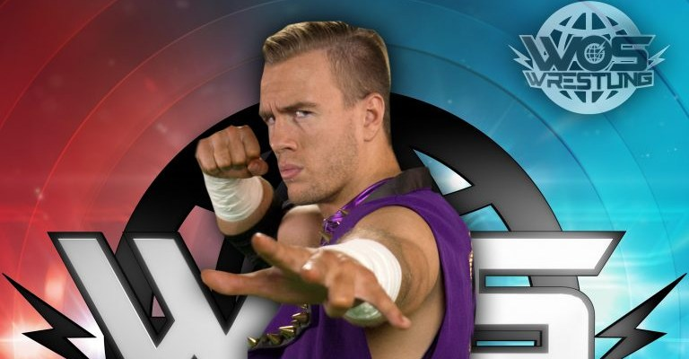 WOS Wrestling Will Ospreay