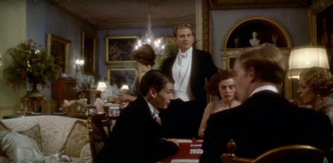 The Time To Make Up Your Mind About People Is Never Gosford Park