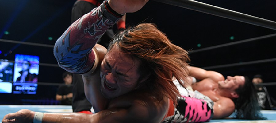 Tanahashi Struggles through the TTO