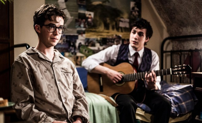 Old Boys Alex Lawther Jonah Hauer-King