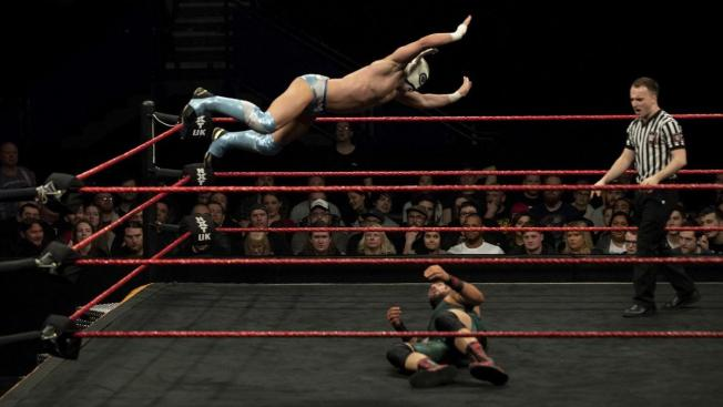A massive Splash from Ligero