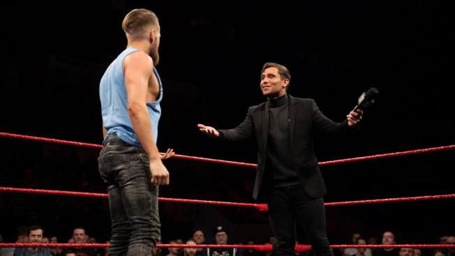 Noam Dar's words stoke the ire of Mark Andrews
