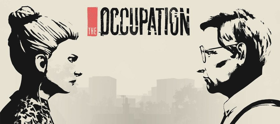 The Occupation Banner