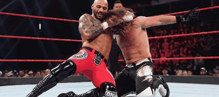 Ricochet with Styles by the head