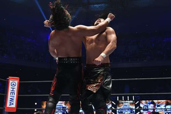 NJPW: G1 Climax Day 18 Review - VultureHound Magazine