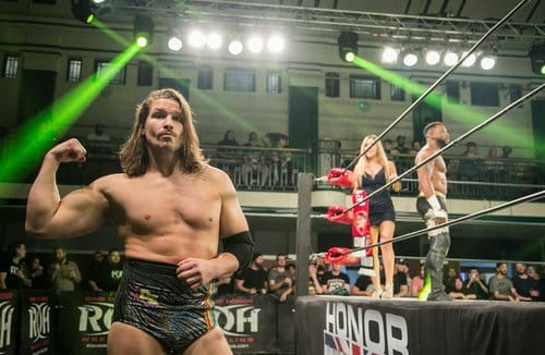 London - Ring of Honor/James Musselwhite 6