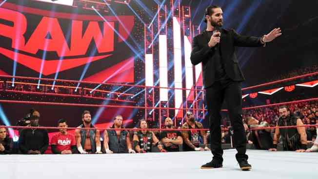 Seth Rollins Town Hall meeting