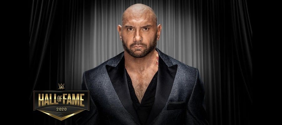 Wwe Hall Of Fame 2020 Full Show.Batista To Be Inducted Into The Wwe Hall Of Fame Class Of