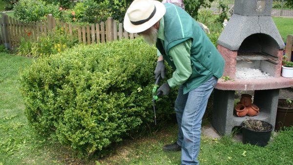 """John Langley: """"Ein Garten ist nicht Kunst und keine Natur."""""""