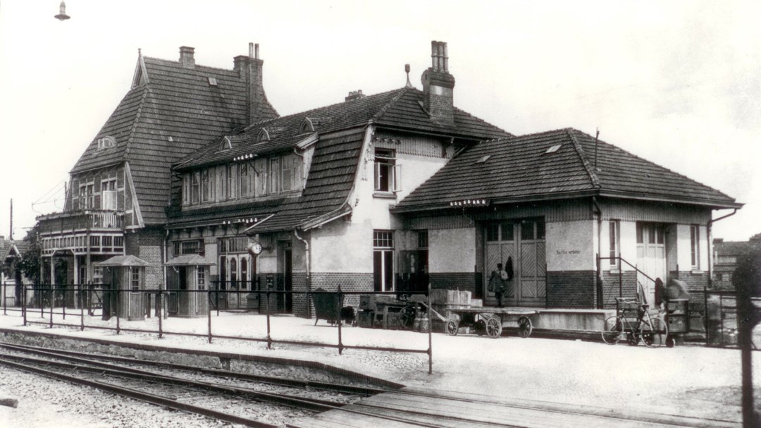 Bahnhof Bergedorf-Süd