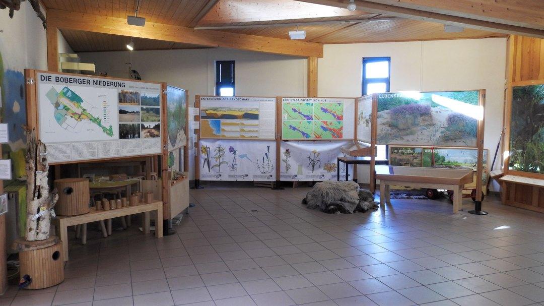 Naturschutzgebiet Boberger Niederung Naturschutz Infohaus der Loki Schmidt Stiftung