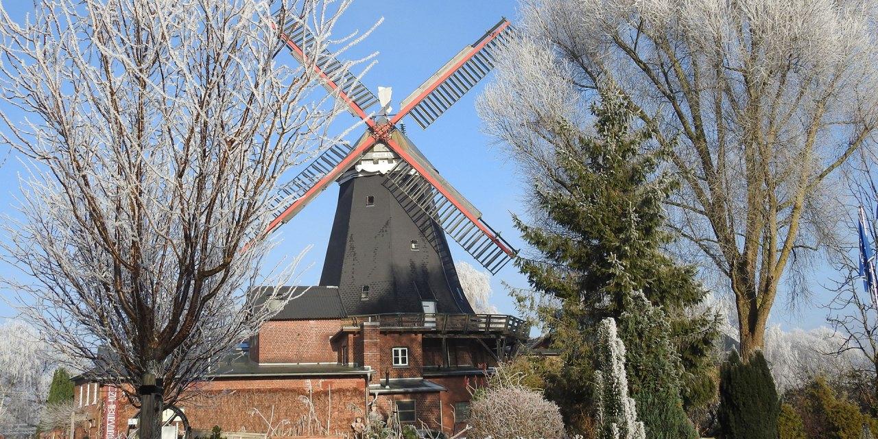 Die Riepenburger Mühle in Kirchwerder