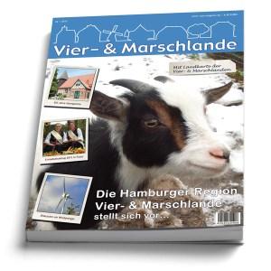 Vier- & Marschlande Regionalmagazin Nr. 2 (2/2013)