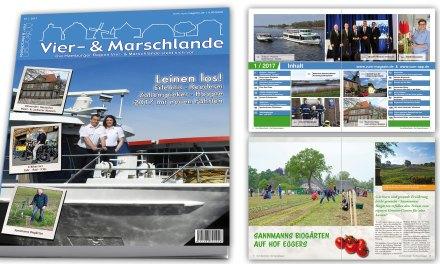 Vier- & Marschlande Regionalmagazin Nr. 12 ist da!
