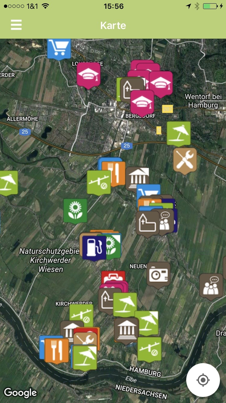 Bergedorf App