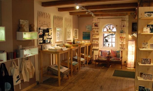 Kunsthandwerkerei in der Riepenburger Mühle