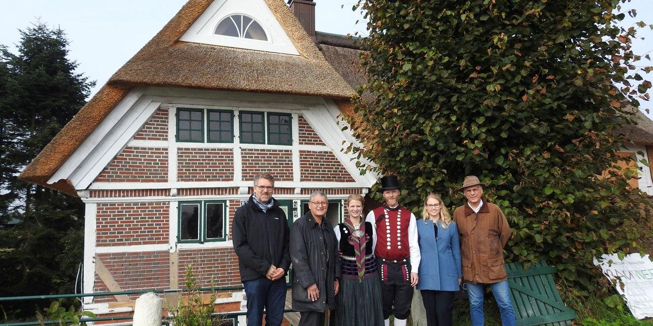 Unterstützung für Haus Anna Elbe