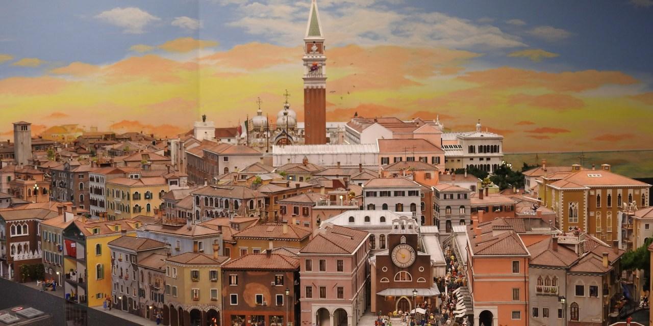 Venedig im Miniatur Wunderland eröffnet
