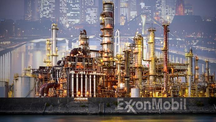 lịch sử dầu nhớt exxonmobil