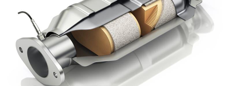 bộ lọc khí thải dpf