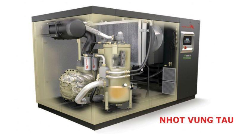 TOTAL DACNIS – Dầu máy nén khí kiểu Trục vít & Piston