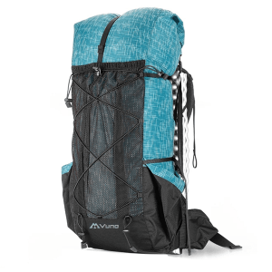 Vuno ultralight backpack blue