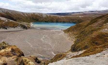 Tama Lakes Tongariro Northern Circuit