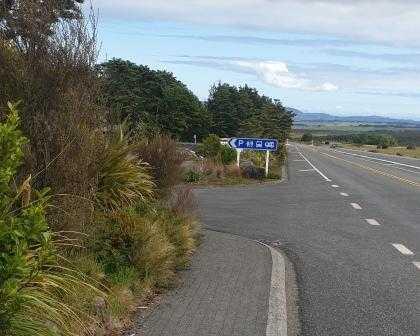 Tongariro Great Walk Carpark