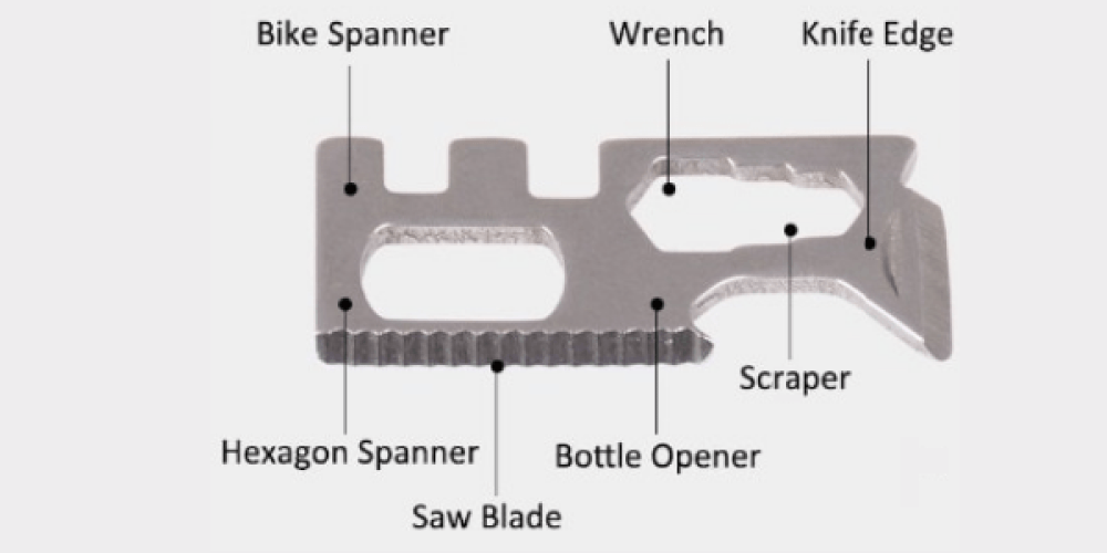 FIrst slide out tool