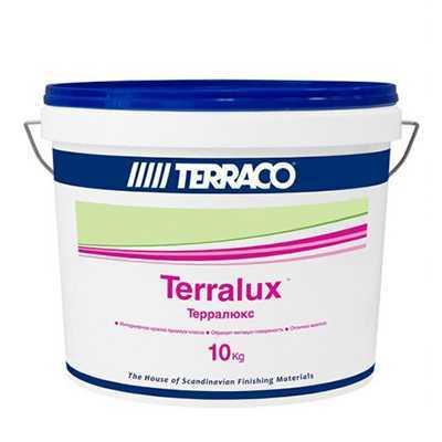 Sơn Nước Ngoại Thất Terraco Terralux