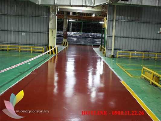 công ty thi công sơn epoxy chất lượng cao vuongquocson.vn