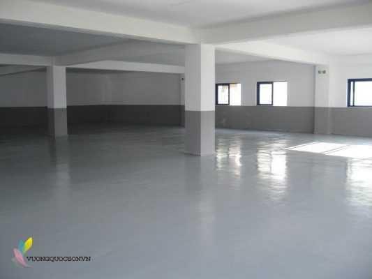 đại lý cấp 1 sơn epoxy trong nhà giá rẻ