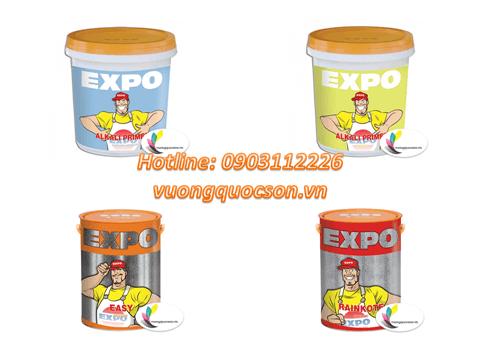 Dòng Sơn Expo Được Sử Dụng Ưa Chuộng Hiện Nay